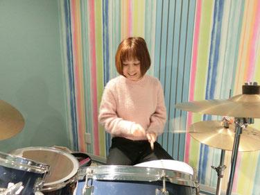 音楽教室あもーるの大人の生徒様写真