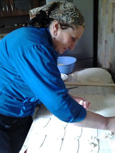 Voyager en Géorgie mporte une dimansion culinaire : ici les khinkali