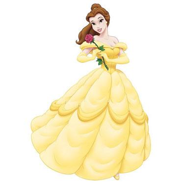 Персонаж Белль (Принцессы Диснея) в товарах компании Волшебник