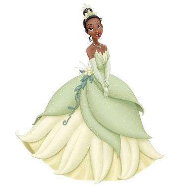 Персонаж Тиана (Принцессы Диснея) в товарах компании Волшебник