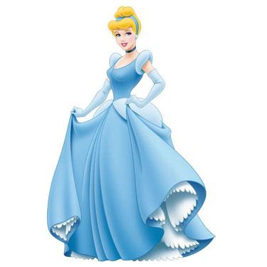 Персонаж Золушка (Принцессы Диснея) в товарах компании Волшебник