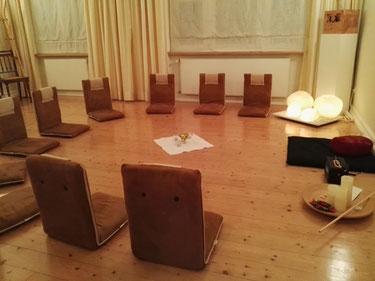 Meditation nach dem Dalmanuta- Prinzip