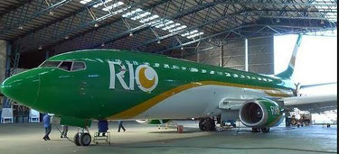 Rio Linhas Aereas' single Boeing 737F has gone to Sideral Air Cargo – company courtesy