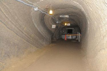赤山地下壕(千葉県館山市)