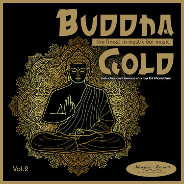 Buddha Gold Vol.2, Maretimo Records, DJ Michael Maretimo