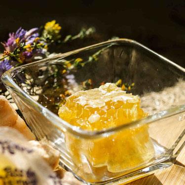 Rezept Handpeeling mit Zucker & Honig