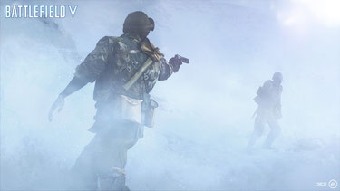 Battlefield 5 Multiplayer Screenshot. Bild: Electronic Arts