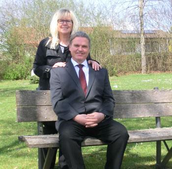 Margit Mauch und Gerd Mauch