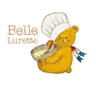【BelleLuretteさまロゴ】