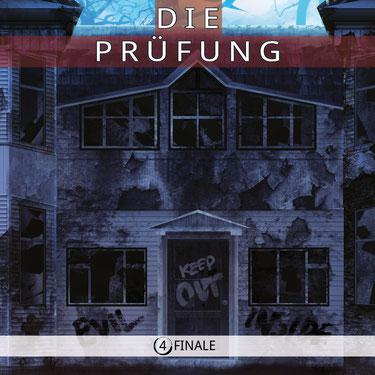 CD-Cover Die Prüfung - Teil 4 - Finale