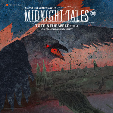 CD-Cover Midnight Tales - Folge 28