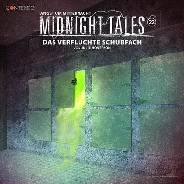 CD-Cover Midnight Tales - Folge 22 - Das verfluchte Schubfach