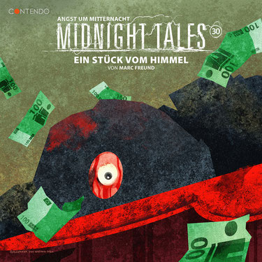 CD-Cover Midnight Tales - Folge 30