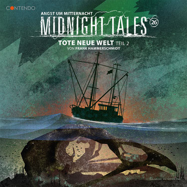 CD-Cover Midnight Tales - Folge 26