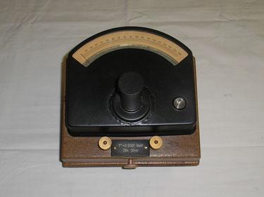 Spannband Galvanometer von Siemens & Halske Berlin ca. 1901