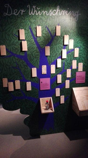 Wunderbaum, Bild: Angelika Engel und Anika Birker.