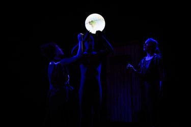 Michael Zier / Armada Theater / Realität ist halt auch nur was du denkst das du siehst!