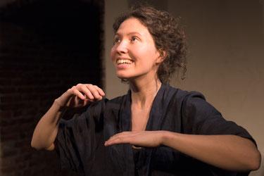 Clara Gohmert / Armada Theater / Der Kleine Schwarze Fisch