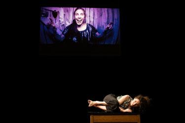 Anja Kunzmann / Armada Theater / Realität ist halt auch nur was du denkst das du siehst!