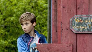 Still: Elias in 'Der Bergdoktor - Ein kaltes Herz'  © ZDF/Stefanie Leo