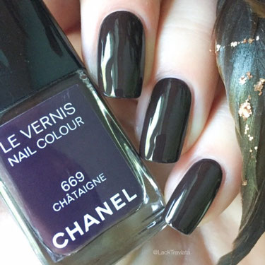 SWATCH CHANEL CHÂTAIGNE 669 by LackTraviata