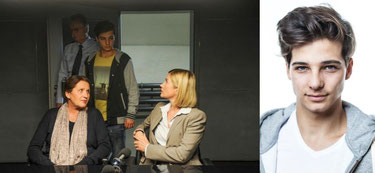 Setfoto: ZDF / Markus Fenchel, Niklas Nissl © Roman Job