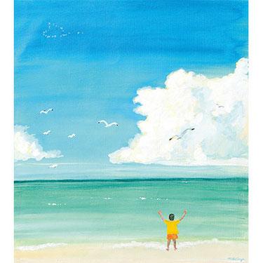 第21回NHKハート展出品作品 「伝えたい」