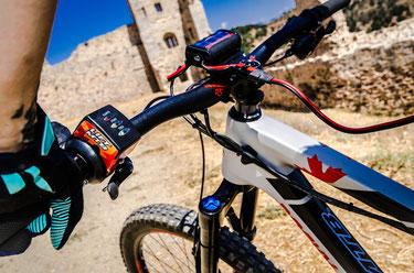 kit bicicletta in una bici elettrica?