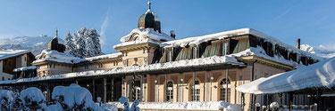 Pavillon Hotel Waldhaus