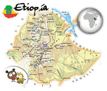 Acción Papalagi Etiopía - Grupo Scout Chaminade de Cádiz