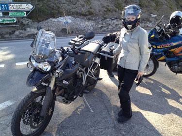Der Weg nach Mariazell führt meist über den Ochsattel