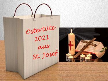 Ostertüte 2021 aus St. Josef