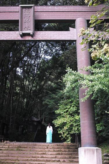 槵触神社(くしふる神社)