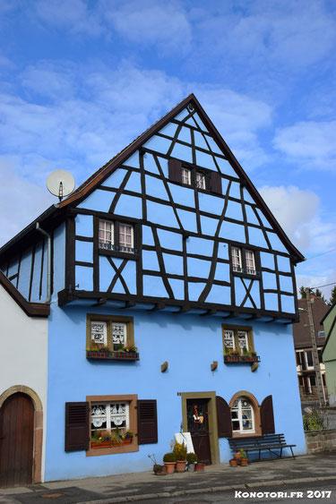 Atelier de Guy Untereiner à Drulingen (Bas-Rhin)
