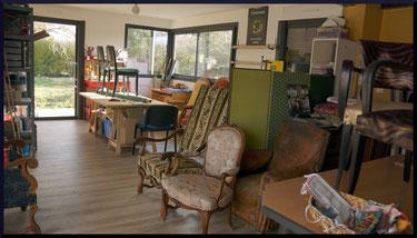 marylinegrac- tapissier d'ameublement- L'atelier.