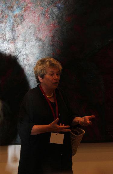 Visite-conférence de Christine Manessier