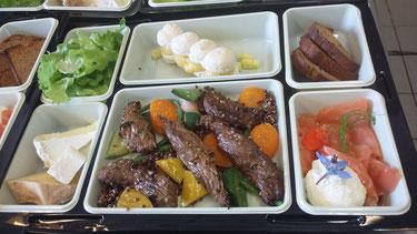 Plateaux repas pour entreprise à Falaise