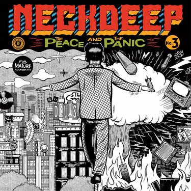 The Peace And The Panic - Quelle: Neck Deep - Facebook