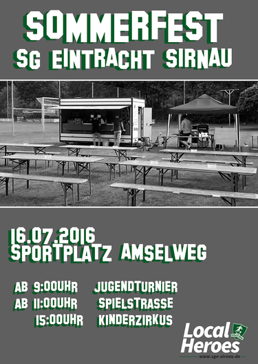 Sommerfest SG Eintracht Sirnau