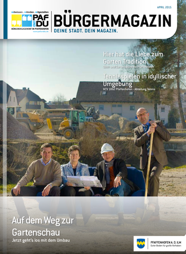 PAFundDU Bürgermagazin 4/2015