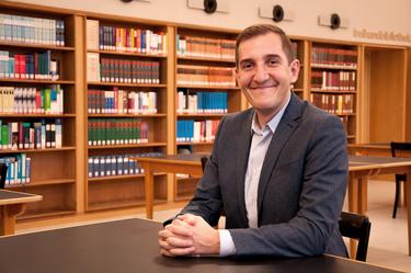 Benjamin Flämig Direktor der ZHB Luzern