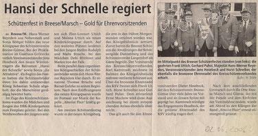 Elbe-Jeetzel-Zeitung 2.Juni 2006
