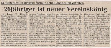 Elbe-Jeetztel-Zeitung 8.Juni 1995