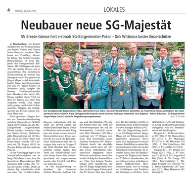 Elbe-Jeetztel-Zeitung 22.Juni 2015