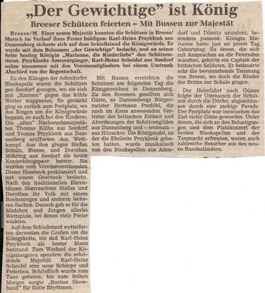 Elbe-Jeetzel-Zeitung 1991