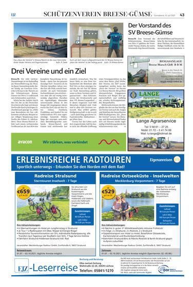 Elbe-Jeetzel-Zeitung 10. Juli 2021