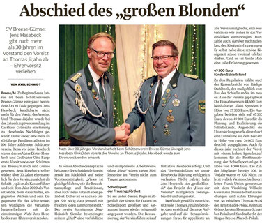Elbe-Jeetzel-Zeitung 29. Januar 2020