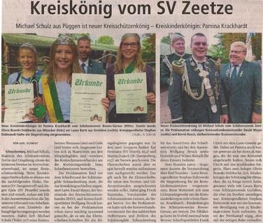 Elbe-Jeetzel-Zeitung 05. September 2016