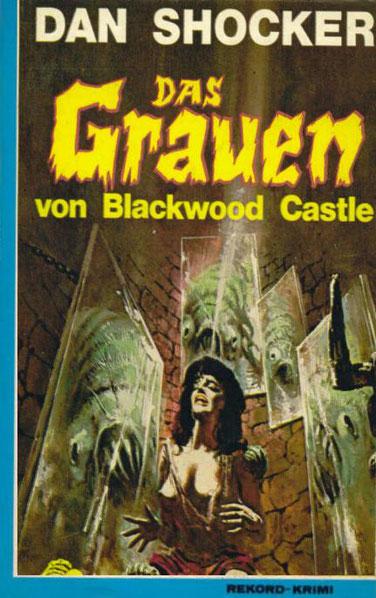 Das Grauen von Blackwood Castle