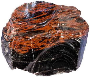 Obsidiana Caoba
